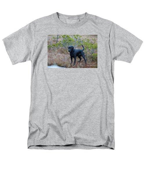 Pet Portrait - Radar Men's T-Shirt  (Regular Fit)