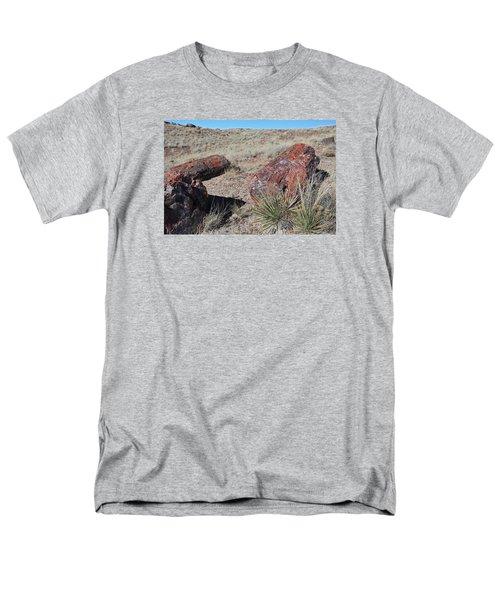 Petrified Afternoon Men's T-Shirt  (Regular Fit) by Gary Kaylor