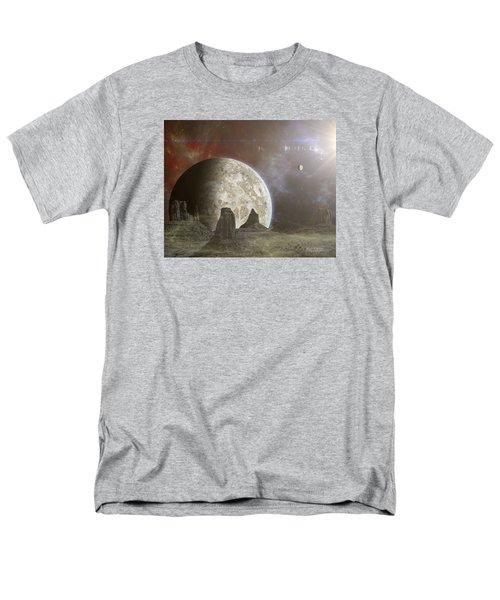 Phobos Men's T-Shirt  (Regular Fit)