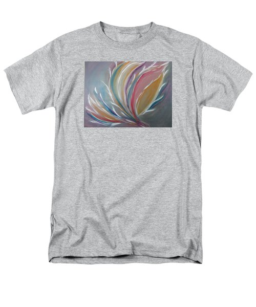 Men's T-Shirt  (Regular Fit) featuring the painting Phoenix Rising by Sharyn Winters