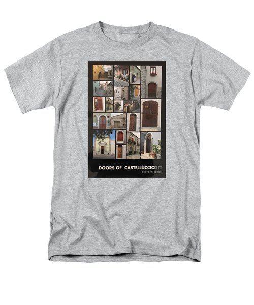 Photograph Men's T-Shirt  (Regular Fit) by Lucia Grilletto