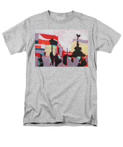 Piccadilly Circus Men's T-Shirt  (Regular Fit)