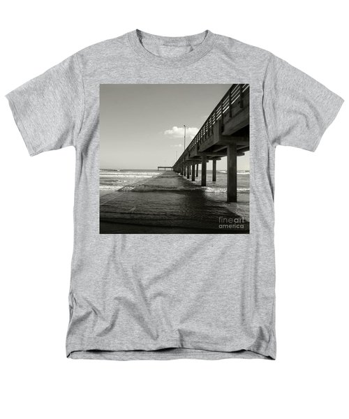 Pier 1 Men's T-Shirt  (Regular Fit)