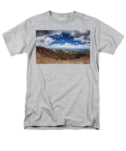 Pikes Peak Storm Men's T-Shirt  (Regular Fit)