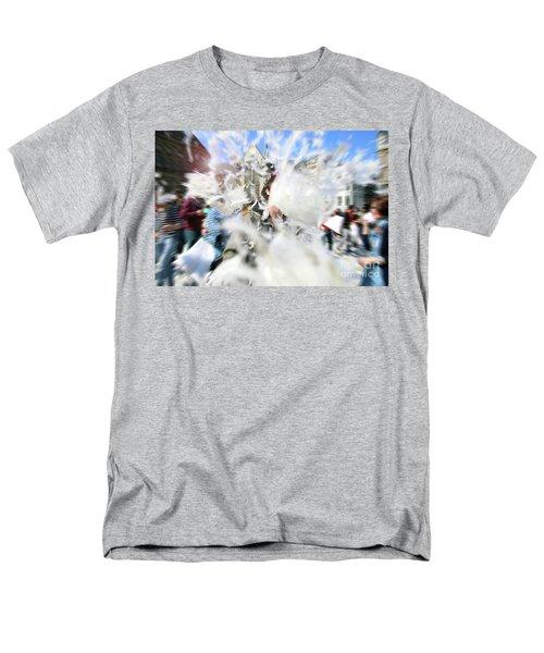 Pillow Fight Men's T-Shirt  (Regular Fit) by Ana Mireles