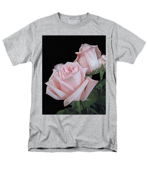 Pink Persuasion Men's T-Shirt  (Regular Fit) by Suzy Piatt
