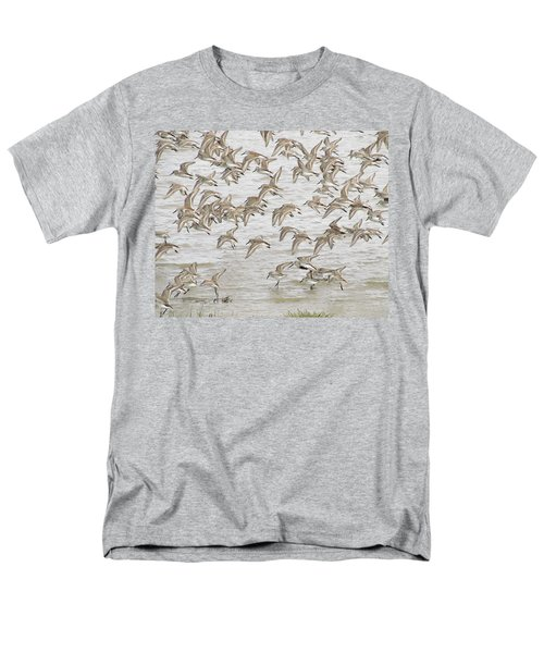 Piping In Spring Men's T-Shirt  (Regular Fit) by I'ina Van Lawick