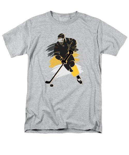 Pittsburgh Penguins Player Shirt Men's T-Shirt  (Regular Fit) by Joe Hamilton