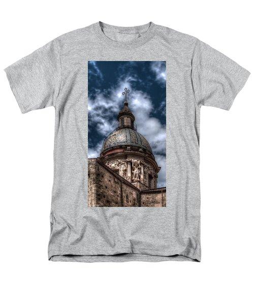 Place Of Worship Men's T-Shirt  (Regular Fit) by Patrick Boening