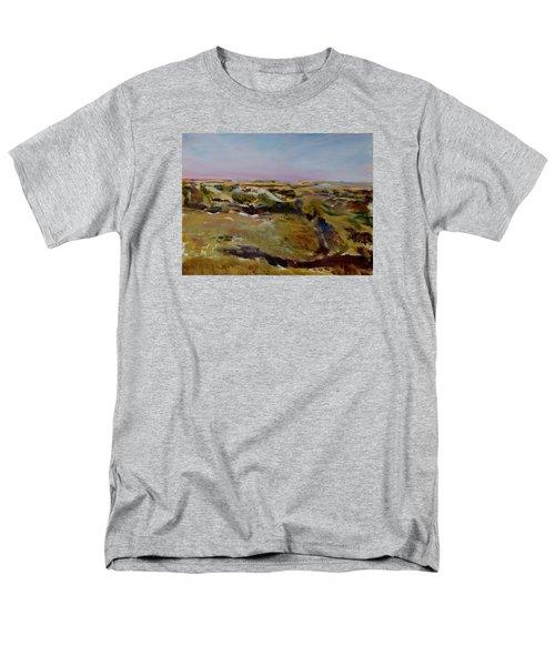 Coulee Evening Men's T-Shirt  (Regular Fit) by Helen Campbell