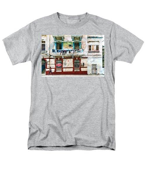 Plano De La Habana Men's T-Shirt  (Regular Fit)