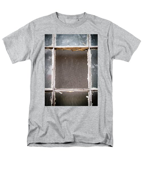 Please Let Me Out... Men's T-Shirt  (Regular Fit) by Charles Hite