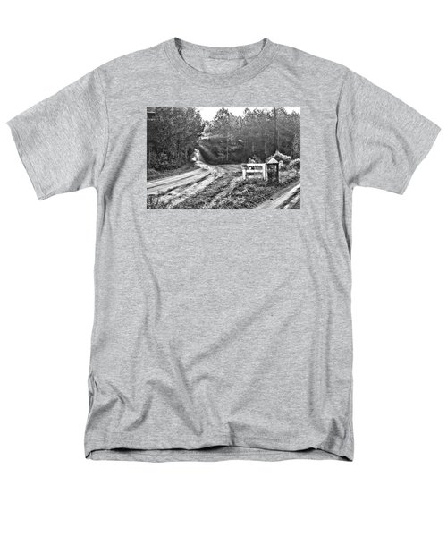 Posted On Witsell Rd Men's T-Shirt  (Regular Fit) by Scott Hansen