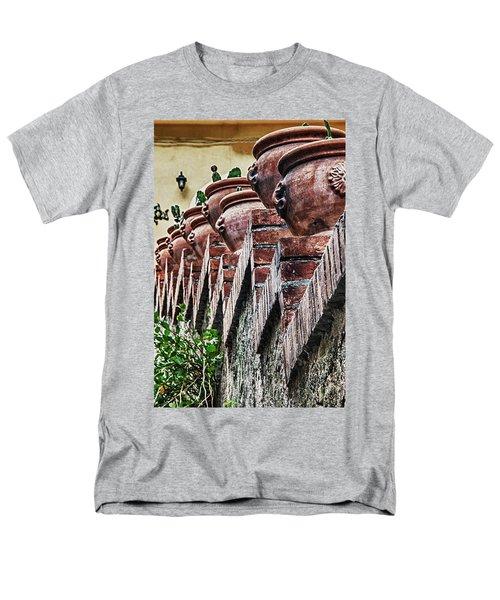 Pottery Men's T-Shirt  (Regular Fit) by Patrick Boening