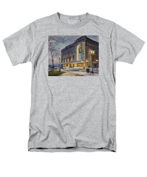 Powell Symphony Hall In Saint Louis Men's T-Shirt  (Regular Fit)