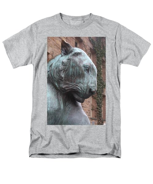 Men's T-Shirt  (Regular Fit) featuring the photograph Princeton Tiger by Vadim Levin