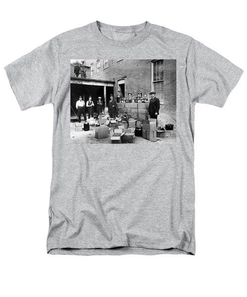 Prohibition, 1922 Men's T-Shirt  (Regular Fit) by Granger