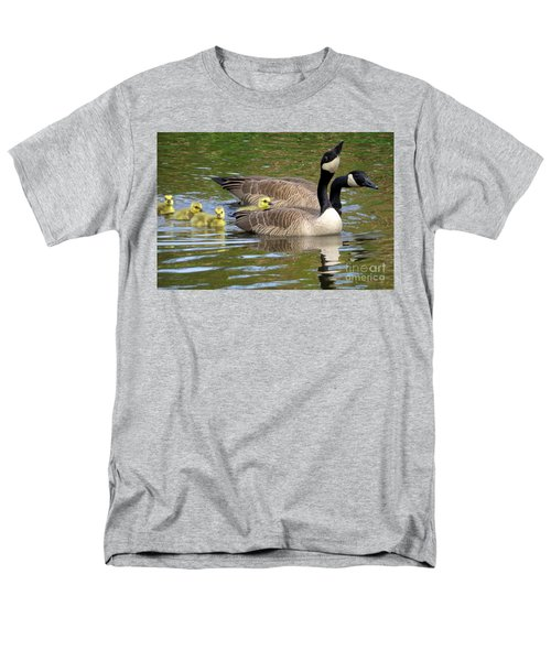 Proud Pappi Men's T-Shirt  (Regular Fit)