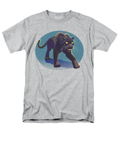 Prowl Men's T-Shirt  (Regular Fit) by J L Meadows
