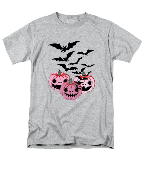 Pumpkin  Men's T-Shirt  (Regular Fit) by Mark Ashkenazi