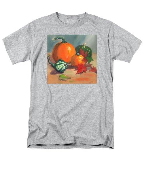 Pumpkins Men's T-Shirt  (Regular Fit) by Susan Thomas