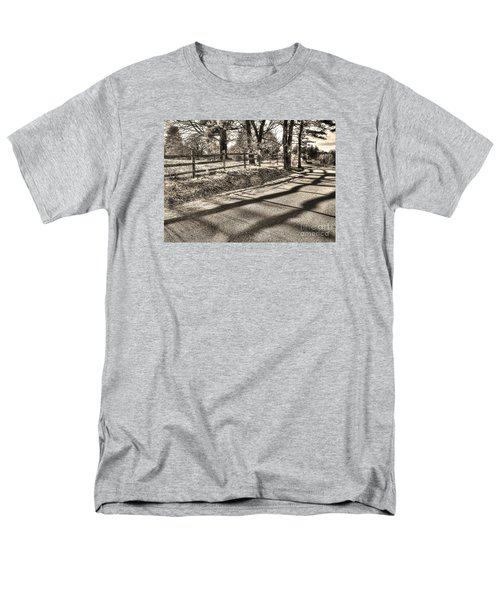 Men's T-Shirt  (Regular Fit) featuring the photograph Radiance by Betsy Zimmerli
