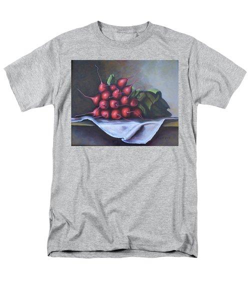 Radishes From The Garden Men's T-Shirt  (Regular Fit)