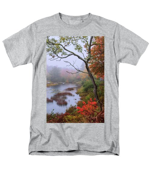 Men's T-Shirt  (Regular Fit) featuring the photograph Rain by Chad Dutson