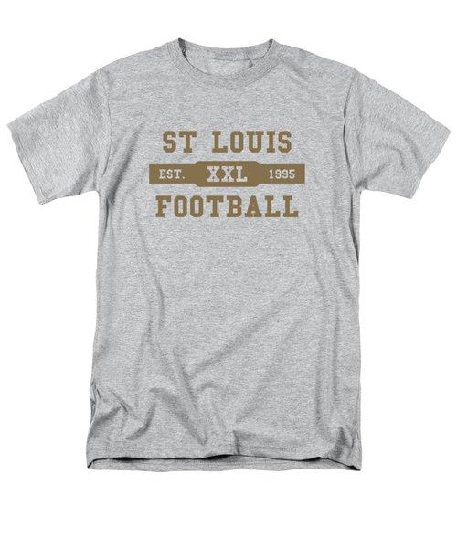 Rams Retro Shirt Men's T-Shirt  (Regular Fit) by Joe Hamilton