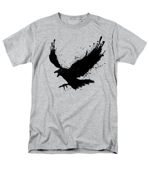 Raven Men's T-Shirt  (Regular Fit) by Nicklas Gustafsson
