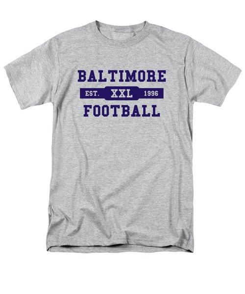 Ravens Retro Shirt Men's T-Shirt  (Regular Fit) by Joe Hamilton