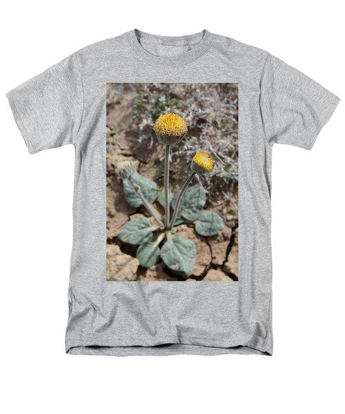 Men's T-Shirt  (Regular Fit) featuring the photograph Rayless Daisy by Jenessa Rahn