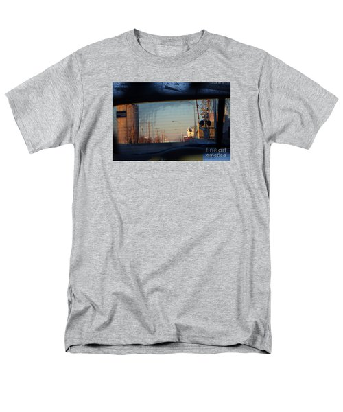 Rear View 2 - The Places I Have Been Men's T-Shirt  (Regular Fit) by David Blank