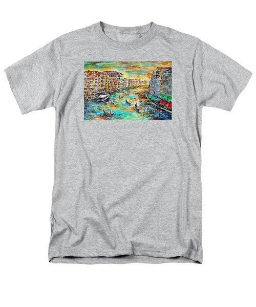 Recalling Venice Men's T-Shirt  (Regular Fit)