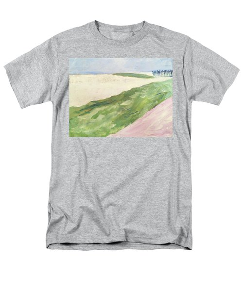 Men's T-Shirt  (Regular Fit) featuring the painting Recompense by Angela Annas