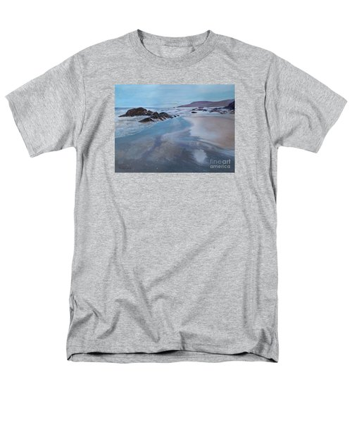 Reflections - Painting Men's T-Shirt  (Regular Fit) by Veronica Rickard