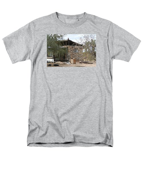 Remains Of Yesteryears Men's T-Shirt  (Regular Fit)