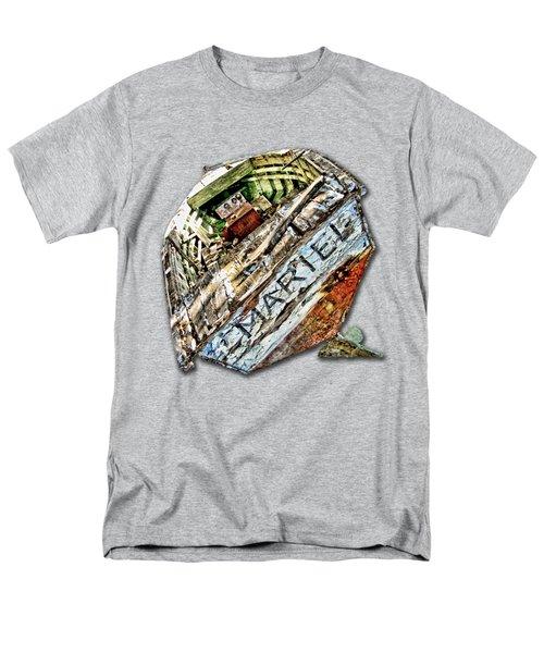 Remember The Mariel Men's T-Shirt  (Regular Fit) by Bob Slitzan