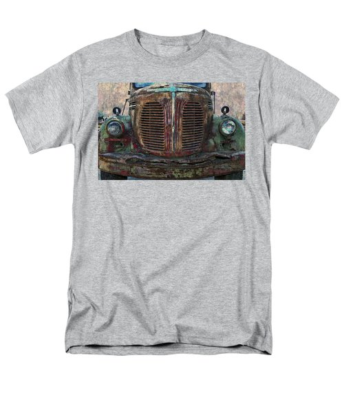 Reo Speedwagon - 2 Men's T-Shirt  (Regular Fit) by Ed Hall