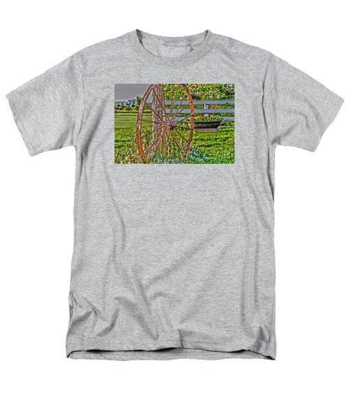 Retired Men's T-Shirt  (Regular Fit) by William Norton