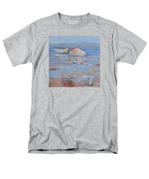 Returning Tides Men's T-Shirt  (Regular Fit) by Trina Teele