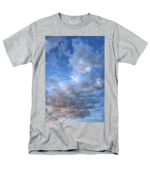 Men's T-Shirt  (Regular Fit) featuring the photograph Rising Clouds by Michael Rock