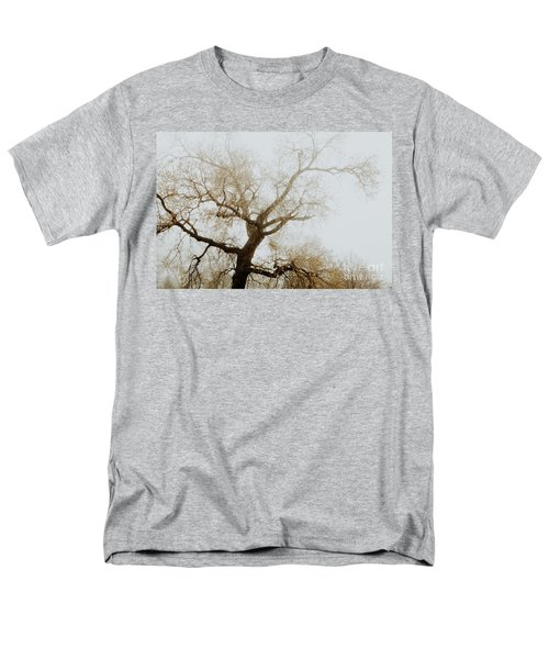 Men's T-Shirt  (Regular Fit) featuring the photograph Rising by Iris Greenwell