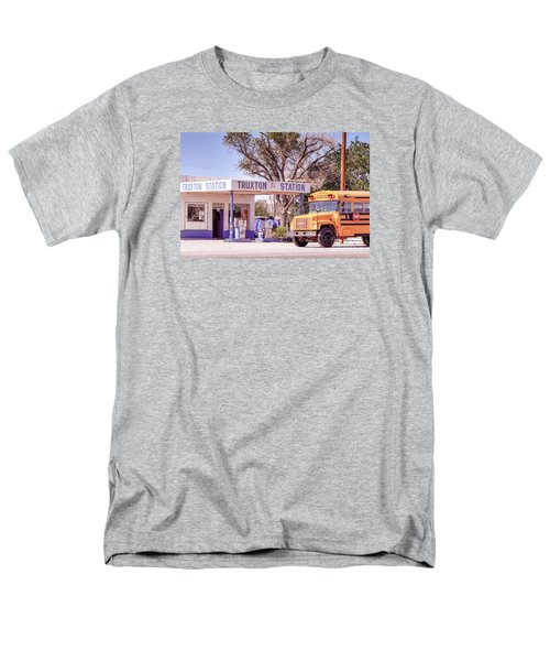 Men's T-Shirt  (Regular Fit) featuring the photograph Route 66 Impression by Juergen Klust