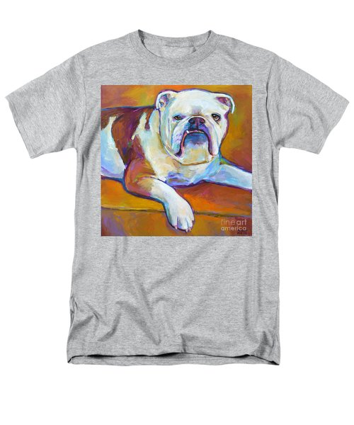 Men's T-Shirt  (Regular Fit) featuring the painting Roxi by Robert Phelps