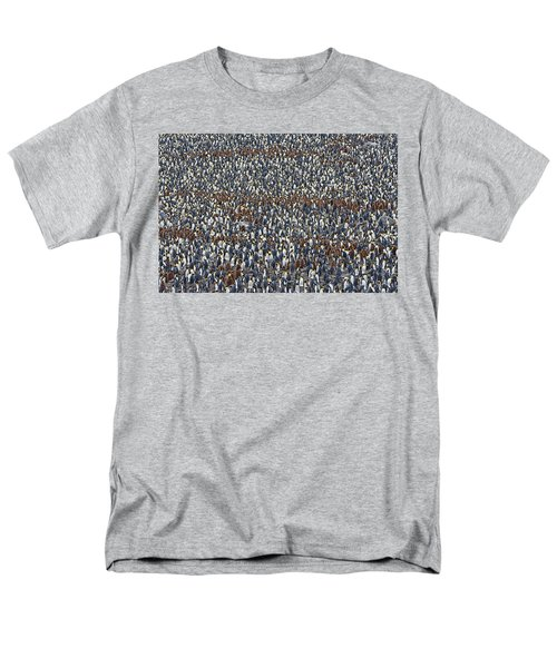 Men's T-Shirt  (Regular Fit) featuring the photograph Royal Layers by Tony Beck