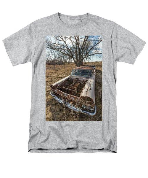 Rusty Men's T-Shirt  (Regular Fit) by Aaron J Groen