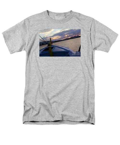 Men's T-Shirt  (Regular Fit) featuring the photograph Sailing by Haleh Mahbod