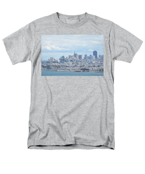 San Francisco Men's T-Shirt  (Regular Fit) by Alex King