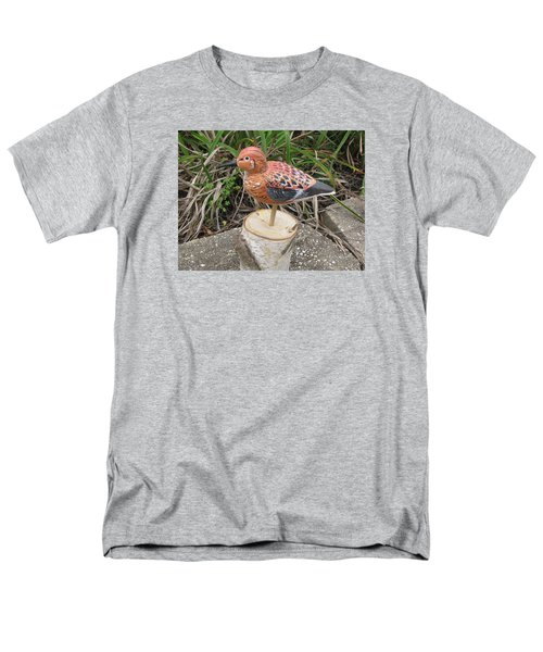 Sanderling Foward 3 Men's T-Shirt  (Regular Fit) by Kevin F Heuman